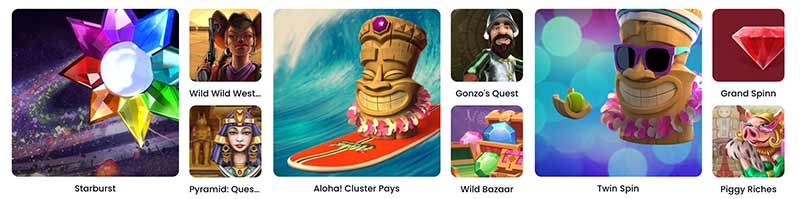 shadowbet casino games screenshot