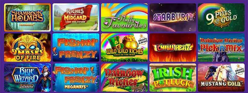 screenshot slots animal casino games