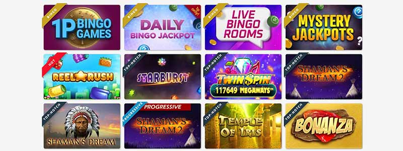 sugar bingo games screenshot
