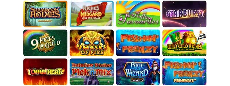 screenshot uk slot games