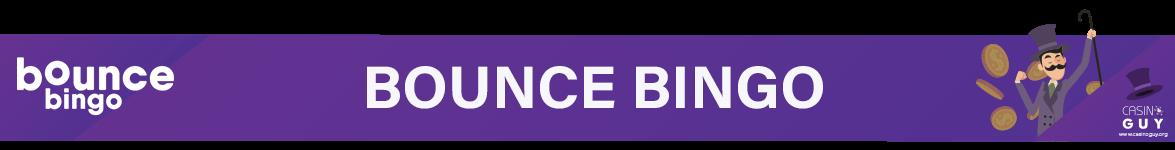 bounce bingo banner