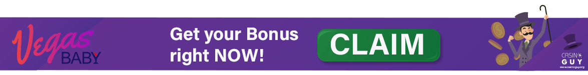 banner vegas baby claim your bonus