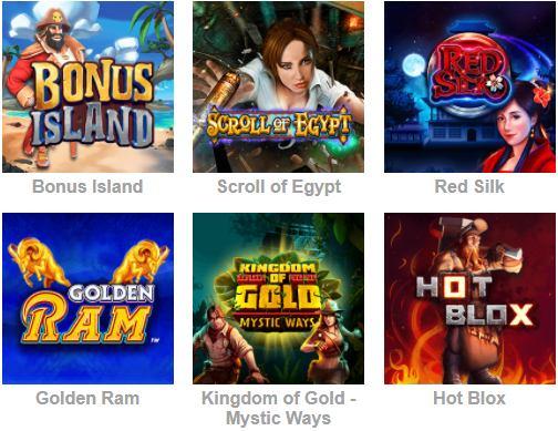 screenshot bingozino games