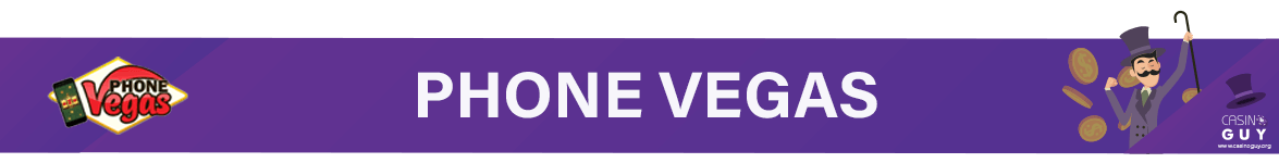 banner phone vegas