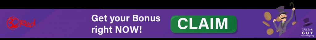 bonus banner 32 red