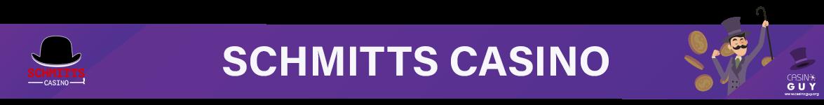 schmitts casino banner