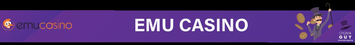banner emu casino