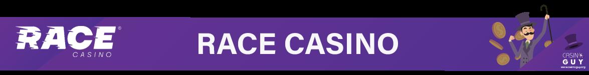 banner race casino